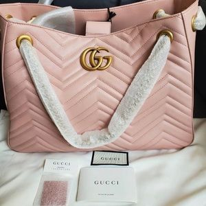 Gucci Marmont Tote NWT Authentic